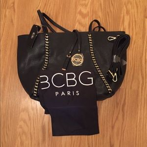 NWT BCBG 2 in 1 tote